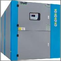 Water-cooled industrial chillers box