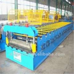 corrugated roll forming machine.