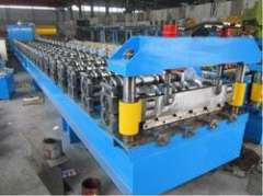 YX465 Bemo Deck roll forming machine