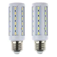 1PC E27 Base 10W 110-130V 42 LEDs SMD 5630 Energy Saving Corn Spot Light Lamp Bulb Warm White\ Pure White