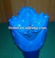 Fist supply water well drill bits with rubber sealed bearing