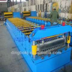 high speed roof panel roll forming machine.