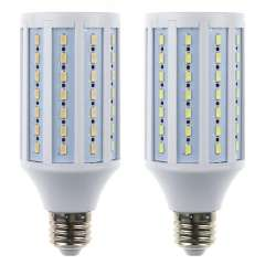 1PC E27 Base 20W 200-220V 84 LEDs SMD 5630 Energy Saving Corn Spot Light Lamp Bulb Warm White\ Pure White