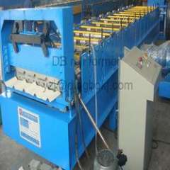 roof roll forming machine for 380V, 3 phase 50Hz