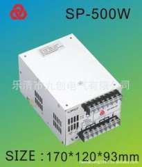 SP-500-12V industrial switching power supply LED switching power industrial power security switching power supply