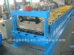 915 metal deck roll forming machine