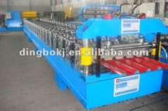 coil roll forming machine