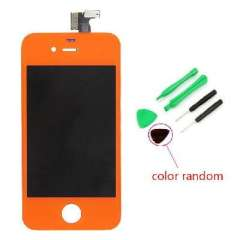iPhone 4 cartridge | Mobile replacement screen | Orange
