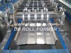 Bemo plate roll forming machine