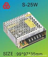 Nine Chong switching power supply S-25-12V 2A DC power supply | LED Power | Camera Aluminum Power