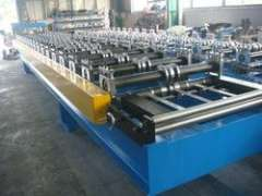 steel coil forming machine