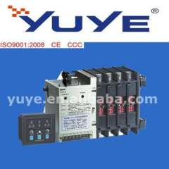 I-O-II Type Genset Automatic Changeover Switch