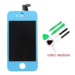 iPhone 4 cartridge | Mobile replacement screen | Blue