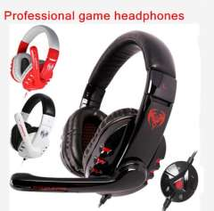Original Somic G927 7.1 game earphones voice headset with microphone for computer gaming headphone with mic for PC