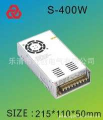 Supply of high-frequency switching power supply security power S-400-24V industrial switching power supply LED Power Supply