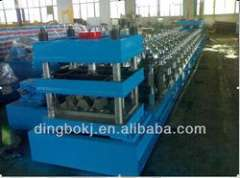 2 waves highway guardrail roll forming machine