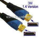 HDMI to HDMI 19Pin Cable--Definition of common 3D format and resolution