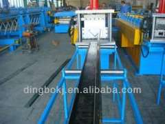 Stainless steel purlin roll forming machine