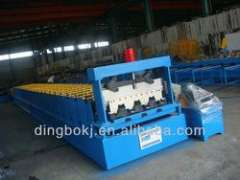 YX711 Metal Deck Roll Forming Machine