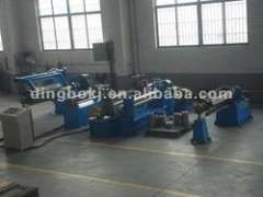 simple slitting machine for steel coil