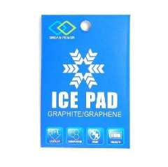 ICE PAD mobile phones graphite fins | graphite ice pad
