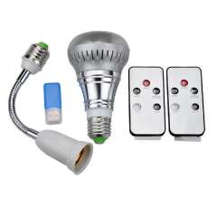 New Arrival Motion Detection Bulb Shape HD720P IR Hidden Cameras 5 mega-pixel CMOS Camera Video Recorder