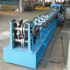 C-Z interchangeable purlin roll forming machine