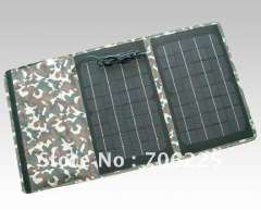 20W Portable Folding Solar Panel to charge all kinds of Laptop