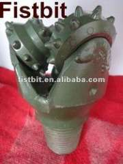 8 1\2 IADC617 rubber bearing tricone bit for oilfield drilling
