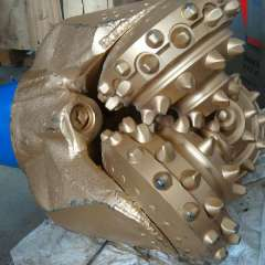 High Efficiency Of TCI Tricone Rock Drill Bit Manufacturer