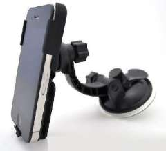 Suitable for Apple IPHONE 4G car holder + belt clip