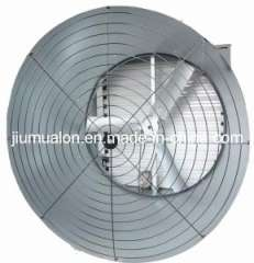 New Style Poultry Cone Fan with Aluminum Shutter