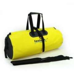 waterproof travel duffel bag with handle and shoulder