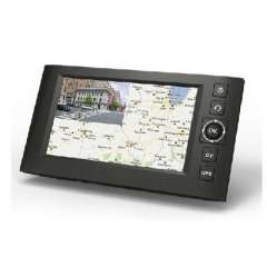 2-in-1 function GPS + tachograph | GPS and tachograph use | touchscreen | 4.3-inch screen 4.3 'wide-angle | wide angle