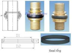 Machino Type Hose Coupling