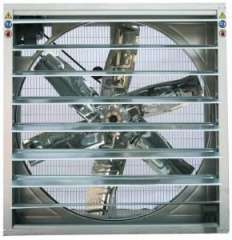 53inch Heavy Duty Fan for Greenhouse and Poultry Farming (QOMA-HH\1530)