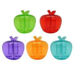 Transparent Apple Toothbrush hanging | Color Random