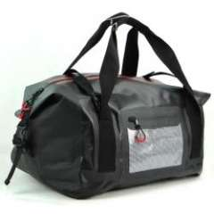 black waterproof duffel bags