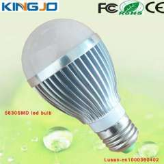 Indoor lighting e27 5w led lighting bulb 220v smd 5630