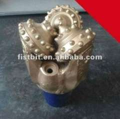 CHINA newest three cone drill bit with tungsten carbide for well drilling