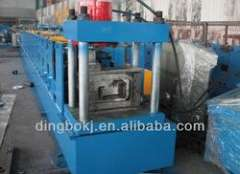Rolling Shutter Slats Roll Forming Machine with PU Foam - Filled Device