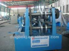 18.5kw main motor power Z purlin roll forming machine