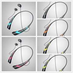 FOR LG HBS760 New Wireless Sport Stereo Bluetooth Headset HandFree HBS-730 upgrade version headphone for Samsung iPhone LG