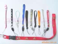 Specializing in the production 3MM lanyard | flashlight lanyard | Mobile Power lanyard | Lanyard charger, supply phone cord