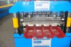 1200mm coil width roll forming machine