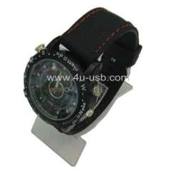 Waterproof Mini DVR Wrist Watch Recorder Camera with 4gb capacity