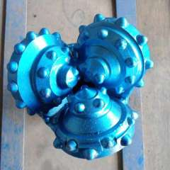 China Well Used Three Cone Rock Drill Bit For Water Well Manufacturer