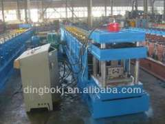 M Shape Steel Roll Forming Machine
