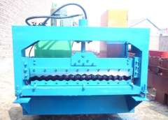 850 corrugated plate -pressure equipment
