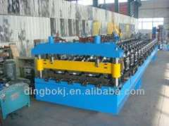 YX840 High Quality Roof Sheets Roll Forming Machine